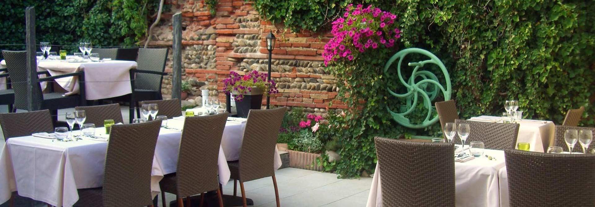 Le Patio de Saint-Jory   restaurant à Saint-Jory
